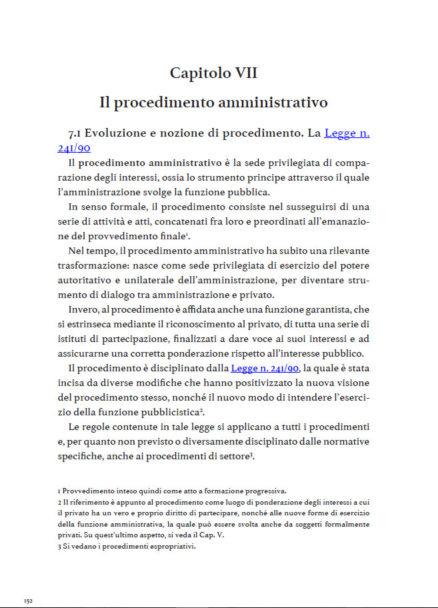 anteprima fondamenti del diritto amministrativo di Laura Santoni