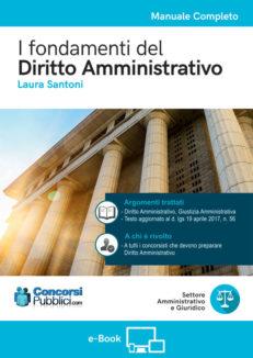 I fondamenti del diritto amministrativo di Laura Santoni