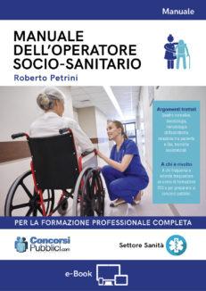 Manuale dell'operatore socio sanitario, copertina